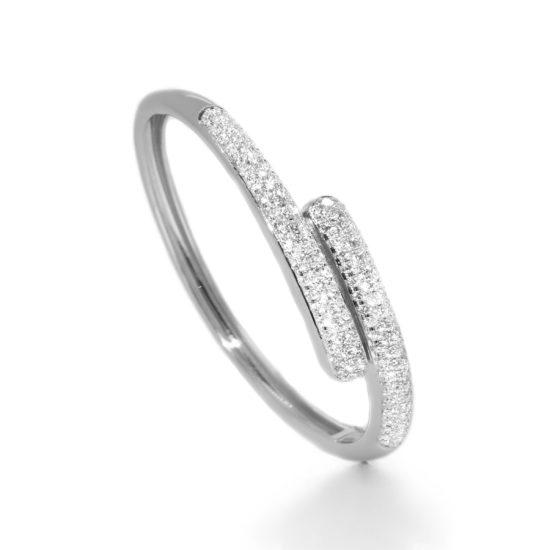 diamond bangle- haywards of hong kong
