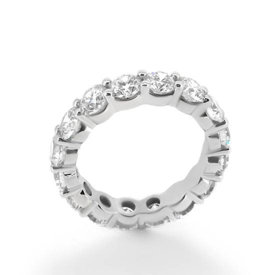 diamond eternity ring- haywards of hong kong
