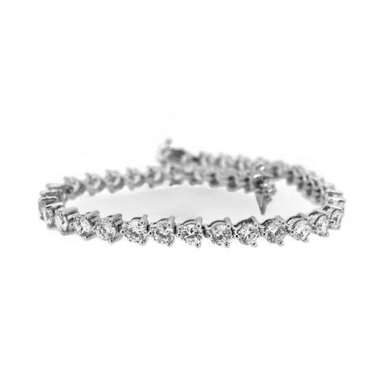 diamond tennis bracelet- haywards of hong kong