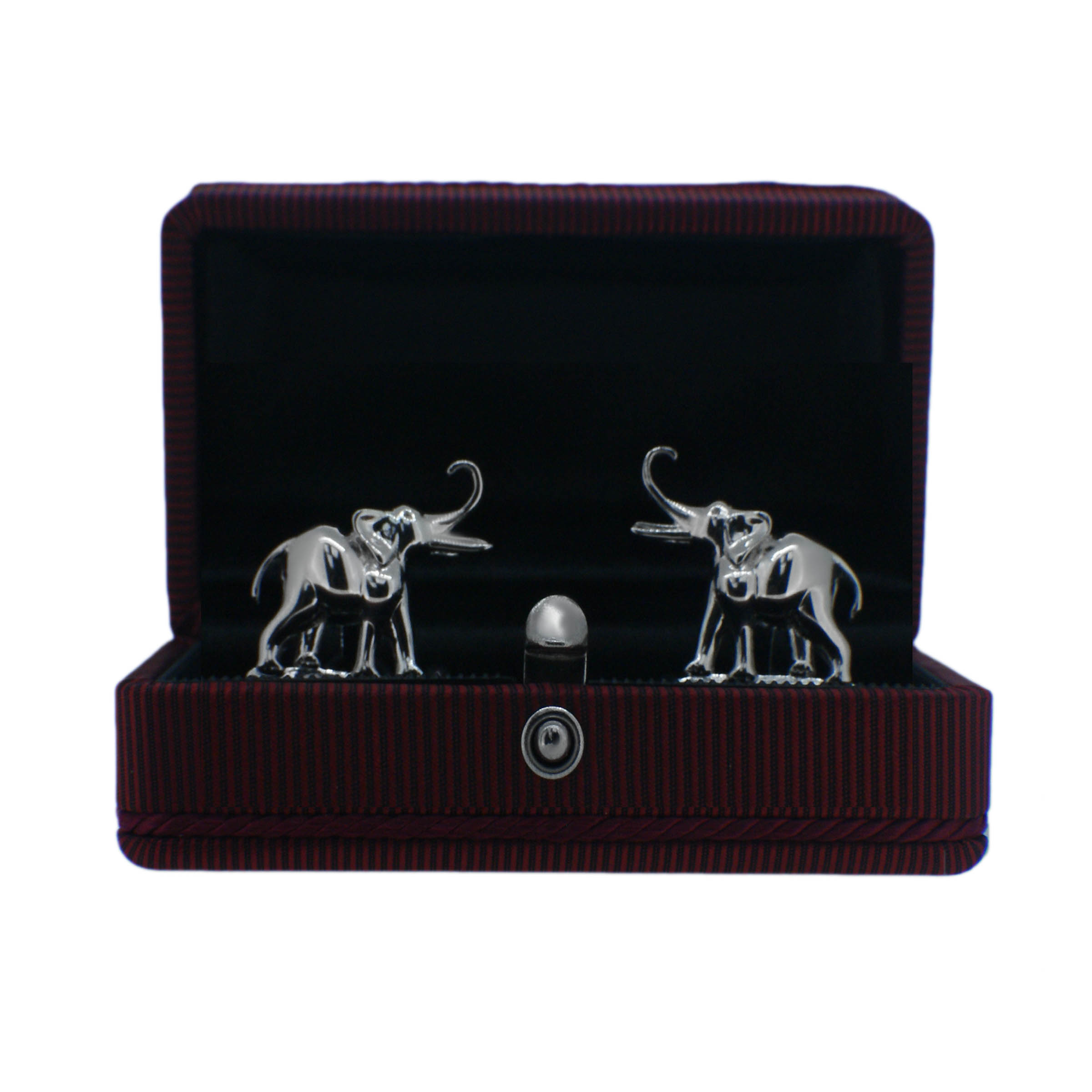 elephant cufflinks- haywards of hong kong